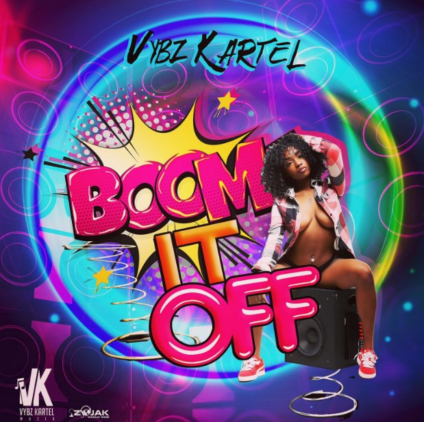 Vybz Kartel -  Boom It Off.mp3